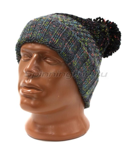 Шапка Buff Knitted&Polar Hat Janna Black -  1