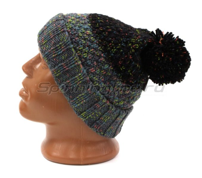 Шапка Buff Knitted&Polar Hat Janna Black -  2
