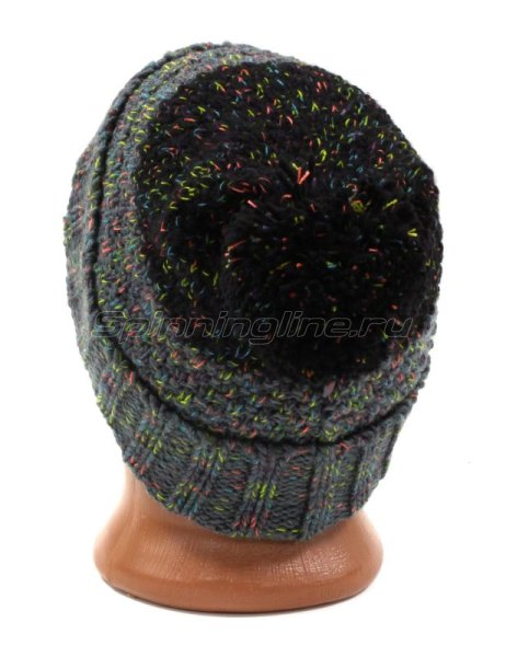 Шапка Buff Knitted&Polar Hat Janna Black -  3