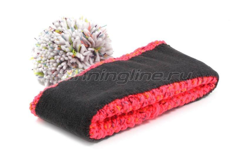 Шапка Buff Knitted&Polar Hat Janna Cloud -  4