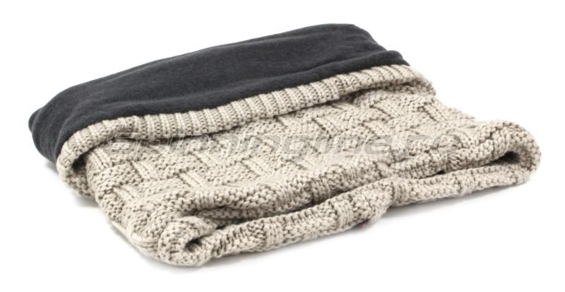 Шарф Buff Knitted&Polar Neckwarmer Airon Mineral Grey -  2