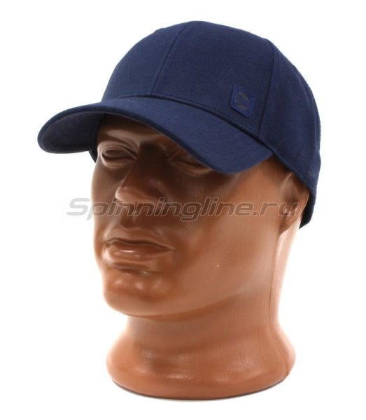 Кепка Buff Baseball Cap Solid Night Blue -  1