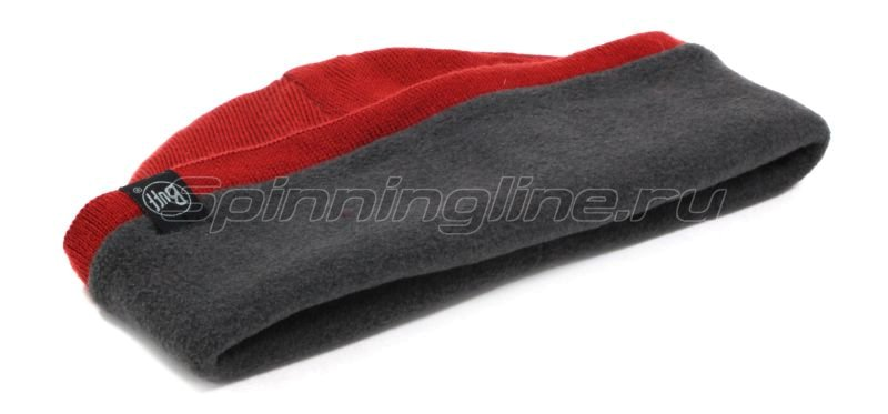 Шапка Buff Knitted&Polar Lech Tibetan Red -  4