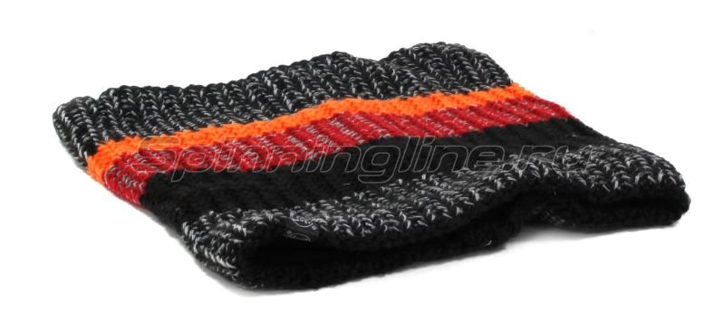 Шарф Buff Knitted&Polar Neckwarmer Stig Black -  2