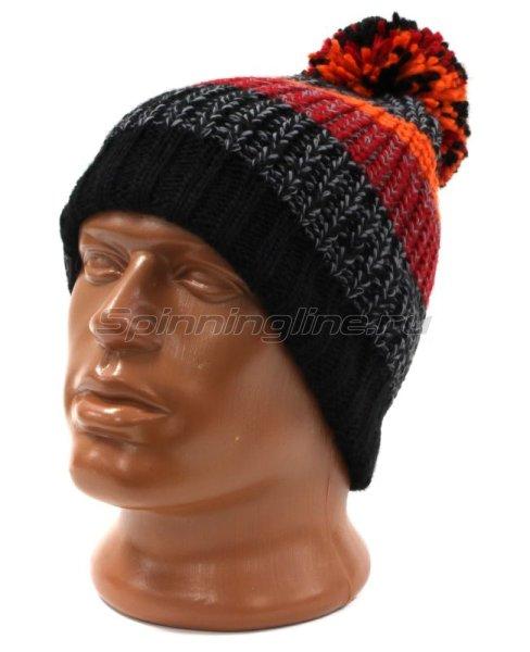 Шапка Buff Knitted&Polar Hat Stig Black -  1