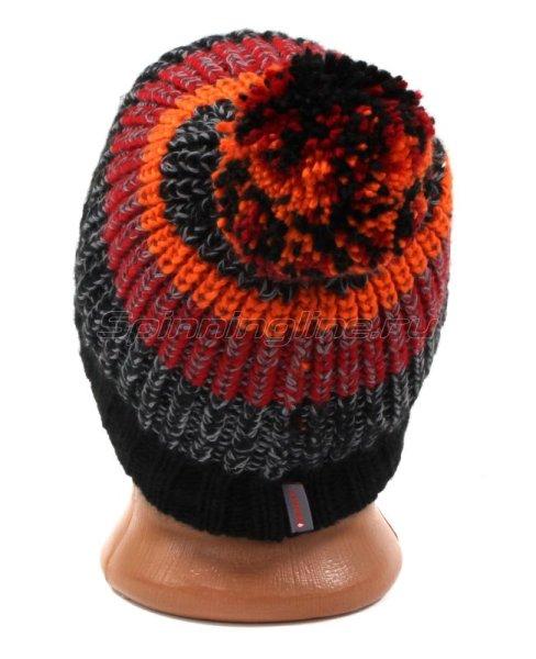 Шапка Buff Knitted&Polar Hat Stig Black -  3