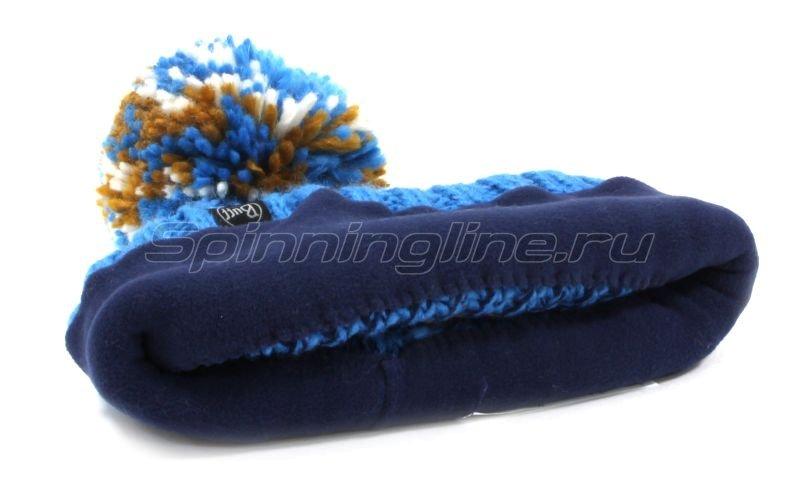 Шапка Buff Knitted&Polar Hat Stig Teal Blue -  4