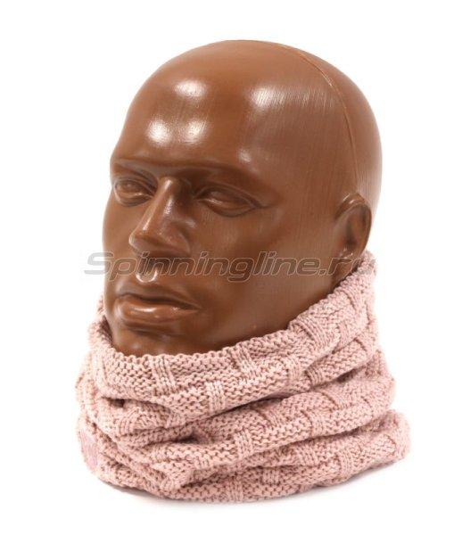 Шарф Buff Knitted&Polar Neckwarmer Airon Blossom Pink -  1