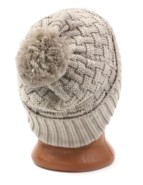 Шапка Buff Knitted&Polar Hat Airon Mineral Grey -  3