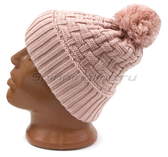 Шапка Buff Knitted&Polar Hat Airon Blossom Pink -  2