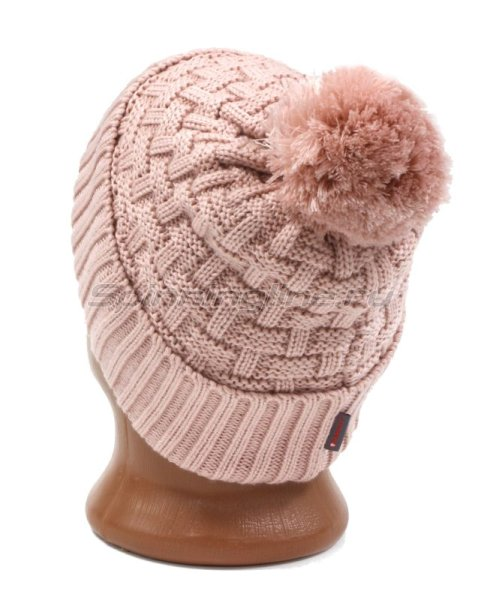Шапка Buff Knitted&Polar Hat Airon Blossom Pink -  3