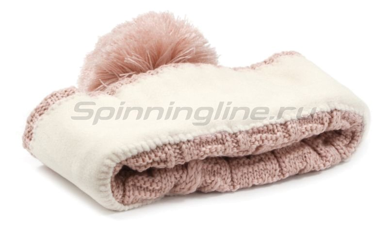 Шапка Buff Knitted&Polar Hat Airon Blossom Pink -  4