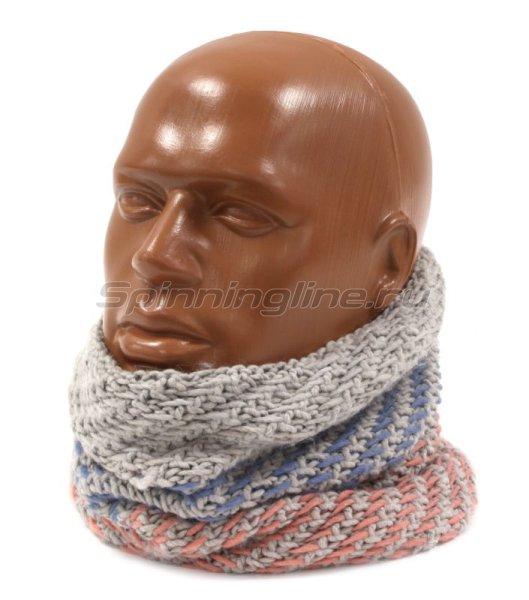 Шарф Buff Knitted&Polar Neckwarmer Nella Multi -  1