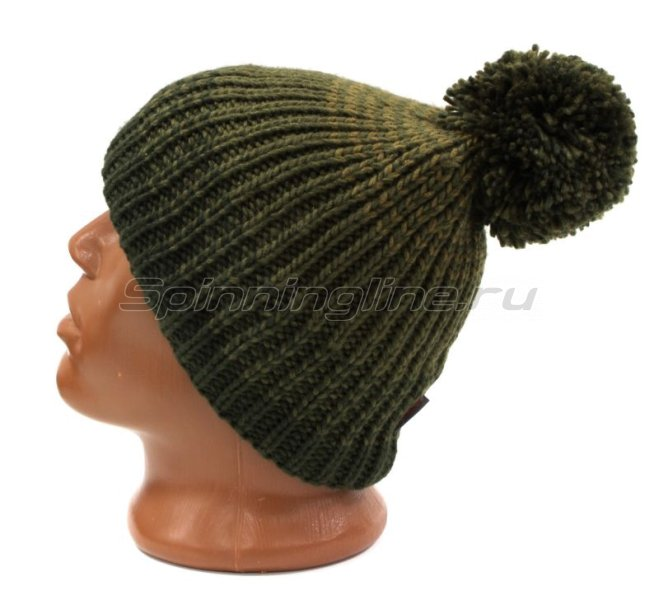 Шапка Buff Knitted&Polar Hat Borae Khaki -  2