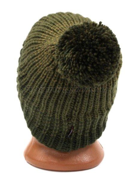Шапка Buff Knitted&Polar Hat Borae Khaki -  3