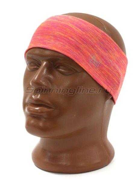 Повязка Buff Dryflx Headband R-Coral Pink -  1