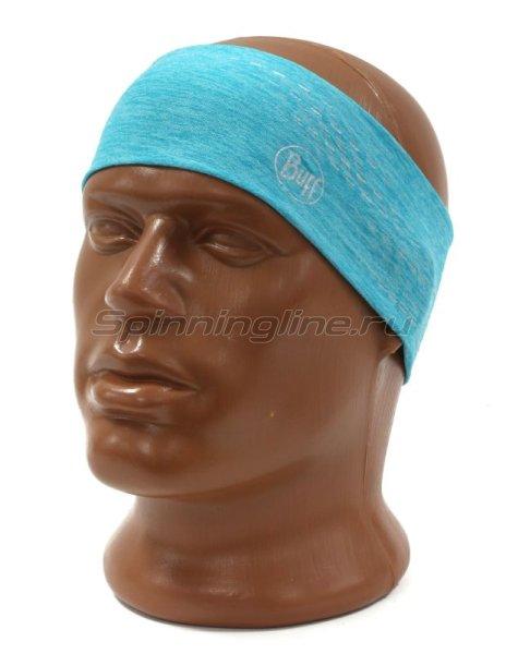 Повязка Buff Dryflx Headband R-Turquoise -  1