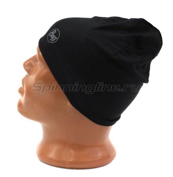 Шапка Buff Microfiber Reversible Hat R-Extent Black -  4