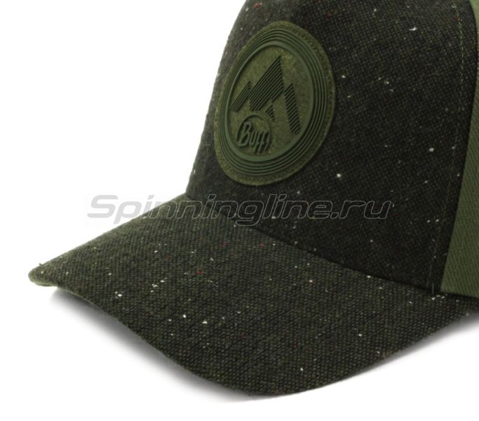 Кепка Buff Snapback Cap Zev Khaki -  4