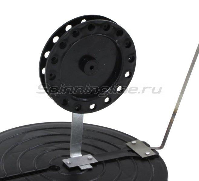 Жерлица Три Кита с черной катушкой d85-90мм -  3