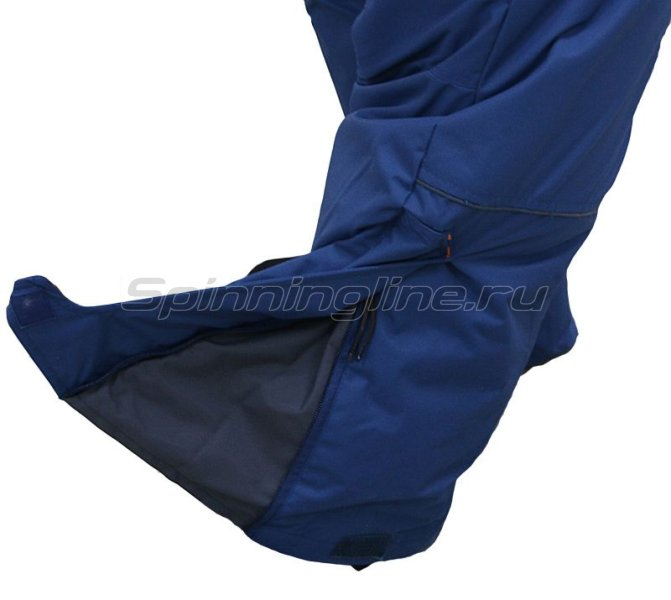 Костюм-поплавок Triton Скиф -40 112-116 рост 170-176 темно-синий -  15