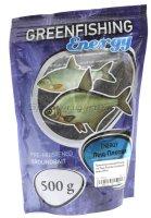 Прикормка зимняя Greenfishing Energy Ice Лещ-Плотва Холодная вода 500гр