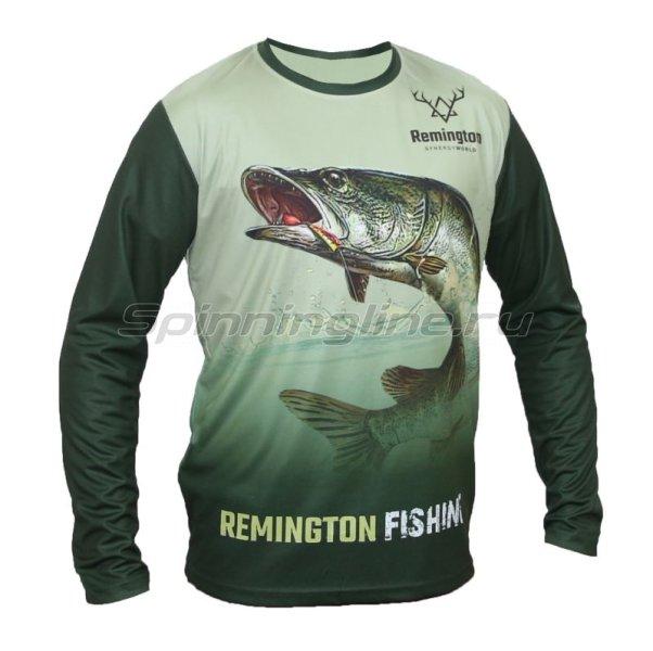 Футболка с длинным рукавом Remington Fishing Area XL -  1