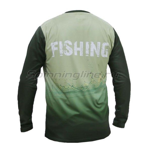 Футболка с длинным рукавом Remington Fishing Area XXL -  2
