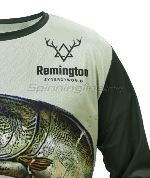 Футболка с длинным рукавом Remington Fishing Area XXL -  3