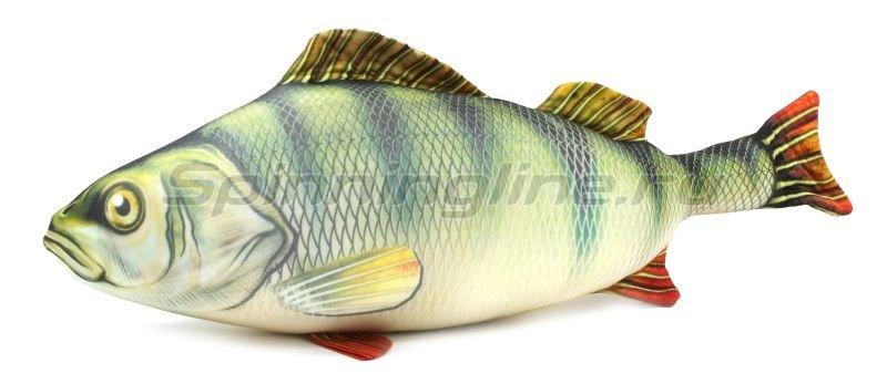 """Антистрессовая игрушка Рыба """"Окунь"""" маленький -  1"""