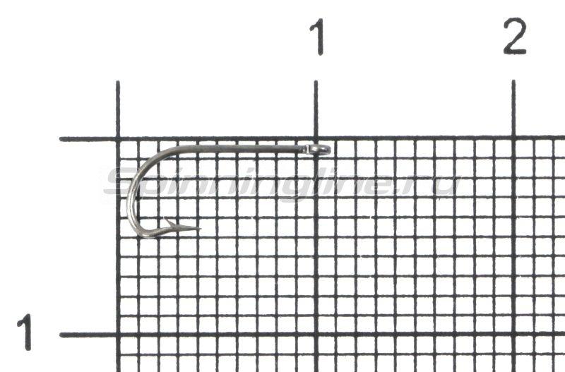 Крючок Gurza Akita Sode Ring BN №12 -  1