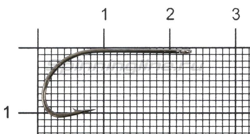 Крючок Gurza Yamame Ring BN №6 -  1
