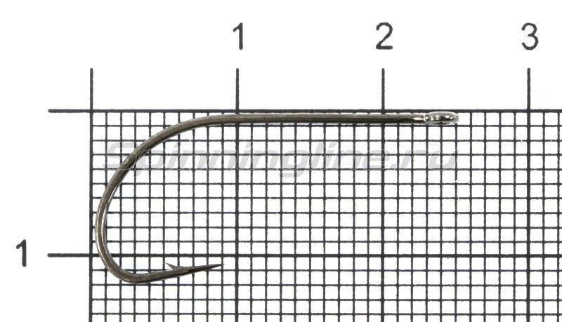 Крючок Gurza Yamame Ring BN №4 -  1