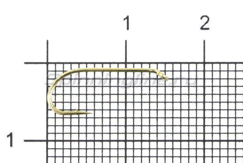 Крючок Gurza Wet Fly Ring NBR №10 -  1