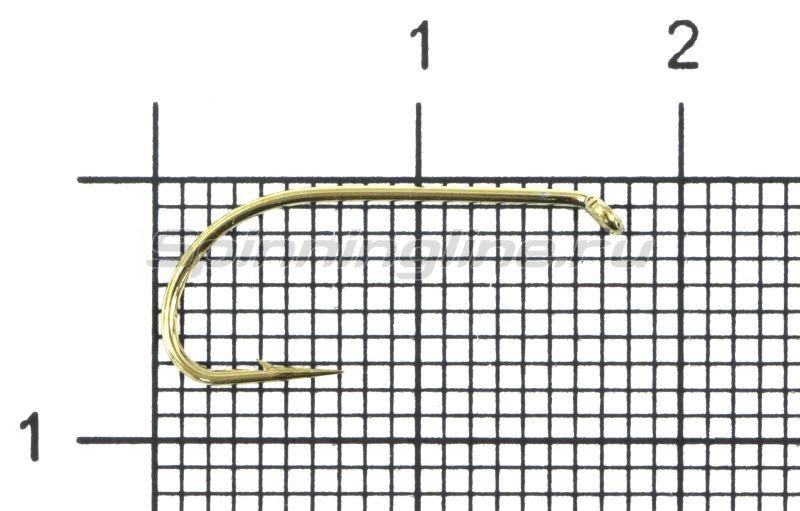 Крючок Gurza Wet Fly Ring NBR №8 -  1