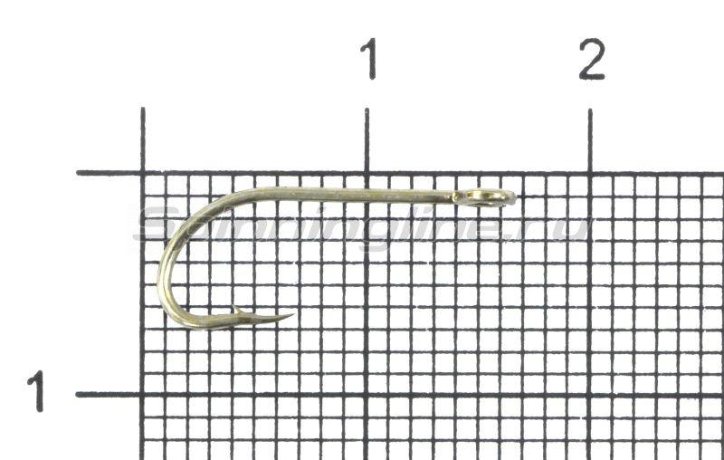 Крючок Gurza E-Plain Shank №8 Bz -  1