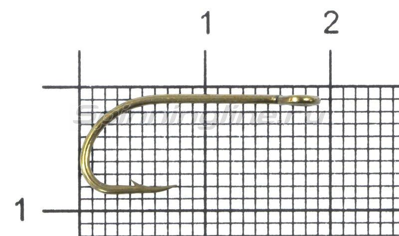 Крючок Gurza E-Plain Shank №6 Bz -  1