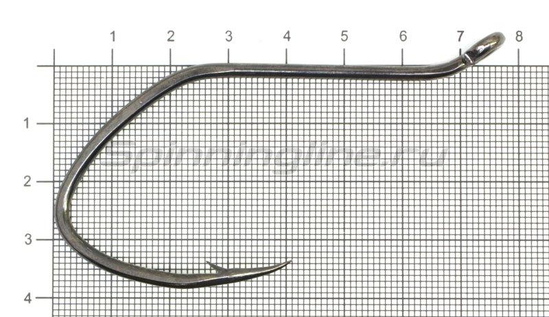 Крючок Gurza Cat Fish Ring BN №10/0 -  1