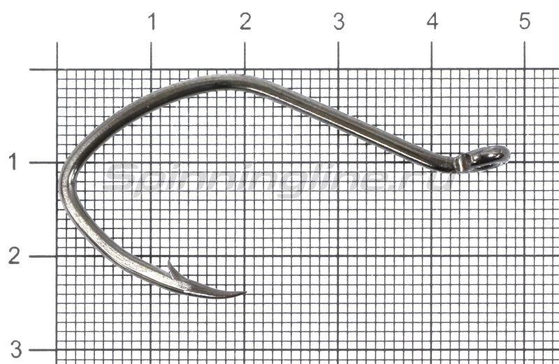 Крючок Gurza Cat Fish Ring BN №3/0 -  1