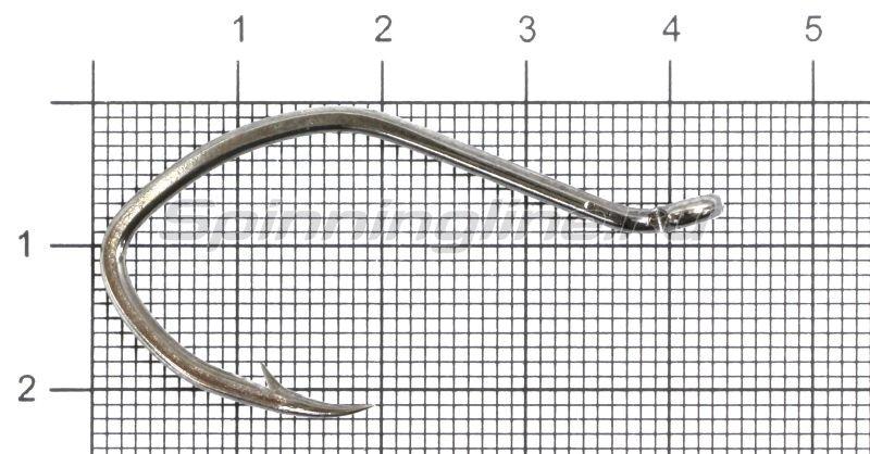 Крючок Gurza Cat Fish Ring BN №2/0 -  1