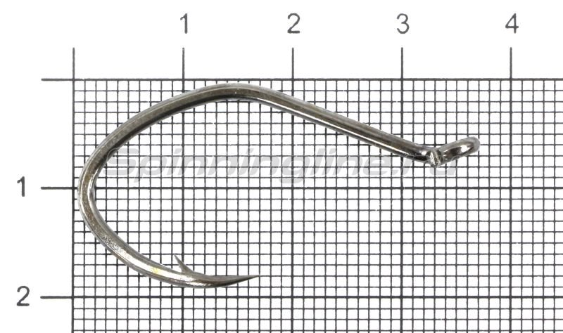 Крючок Gurza Cat Fish Ring BN №1 -  1