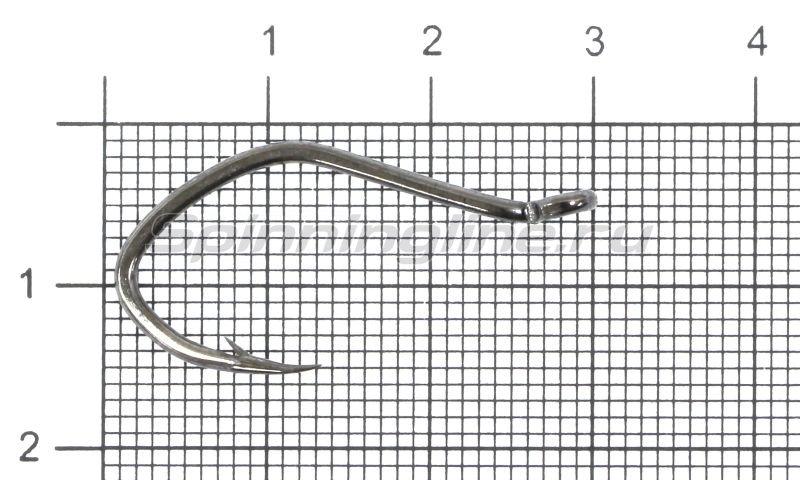 Крючок Gurza Cat Fish Ring BN №4 -  1