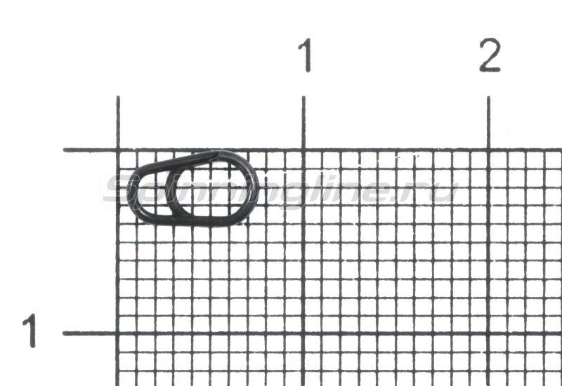 Кольцо заводное Gurza Egg Split Rings №2 -  1