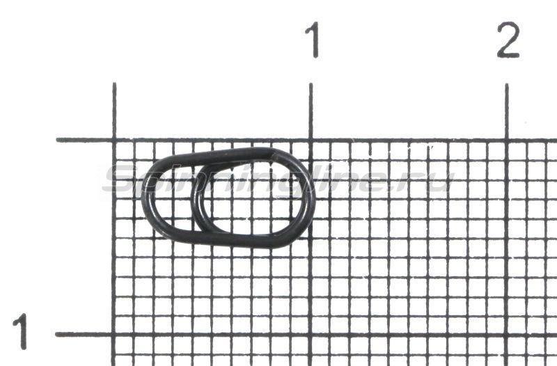 Кольцо заводное Gurza Egg Split Rings №3 -  1