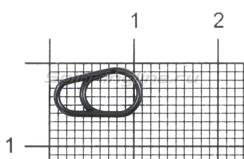 Кольцо заводное Gurza Egg Split Rings №4 -  1