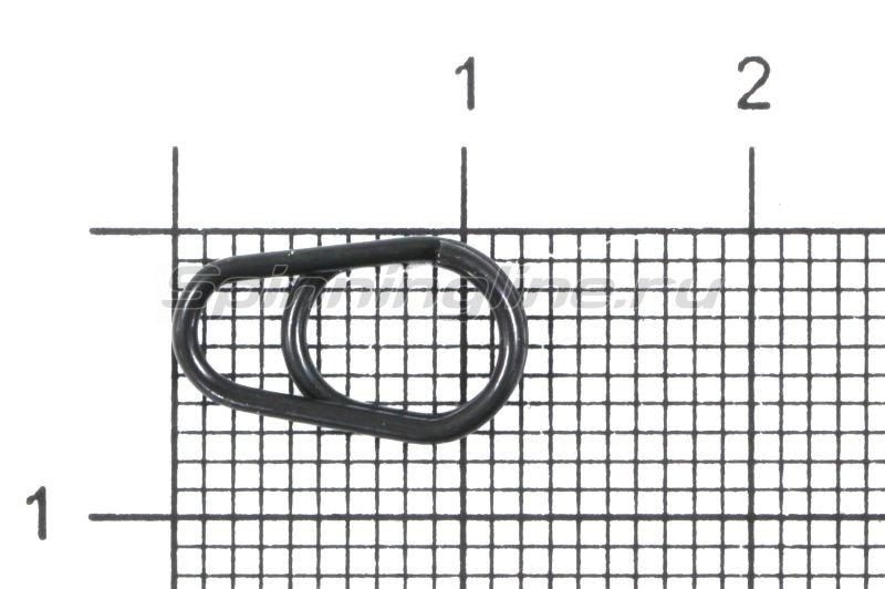 Кольцо заводное Gurza Egg Split Rings №5 -  1