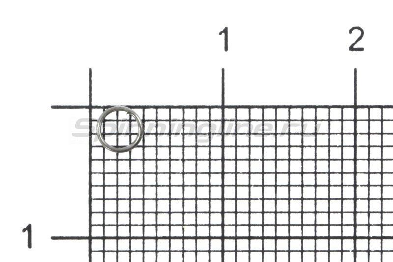 Кольцо заводное Gurza Split Rings L BN №1 -  1