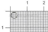Кольцо заводное Gurza Split Rings L BN №2