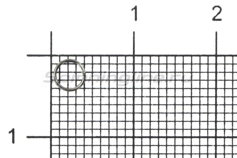 Кольцо заводное Gurza Split Rings L BN №2 -  1