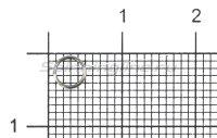 Кольцо заводное Gurza Split Rings L BN №3